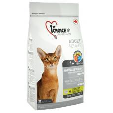 1st Choice Hypoallergenic гипоаллергенный для взрослых кошек