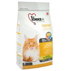 1st Choice Mature or less active для пожилых кошек