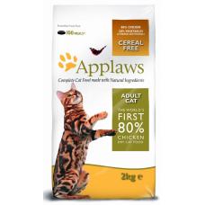 Applaws Беззерновой для взр.кошек с курицей