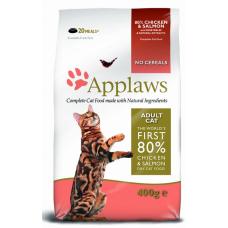 Applaws Adult Chicken & Salmon Беззерновой для кошек