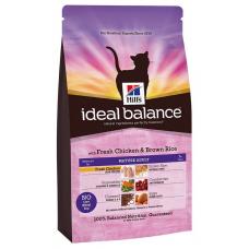 Hills Ideal Balance Mature Adult для кошек от 7 лет