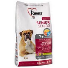 1st Choice для пожилых собак