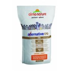 Almo Nature Alternative 170 для собак средних и крупных пород с цыпленком