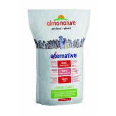 Almo Nature Alternative XS-S для собак мелких пород с ягненком