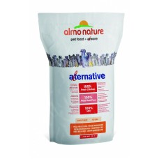Almo Nature Alternative XS-S для собак мелких пород с курицей
