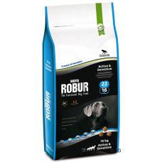 Bozita Robur для собак с лосем