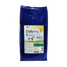 DailyDog Adult Large Breed Chicken and Rice для крупных пород с курицей и рисом