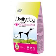 DailyDog Adult Large Breed Lamb and Rice для взрослых собак крупных пород