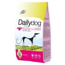 DailyDog Adult Medium Breed Lamb and Rice для взрослых собак средних пород
