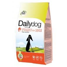 DailyDog Puppy large breed Turkey and Rice для щенков крупных пород