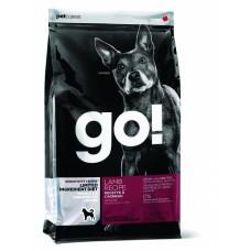 GO! Sensitivity + Shine LID Lamb Dog Recipe, Grain Free, Potato Free беззерновой для щенков и собак с ягненком