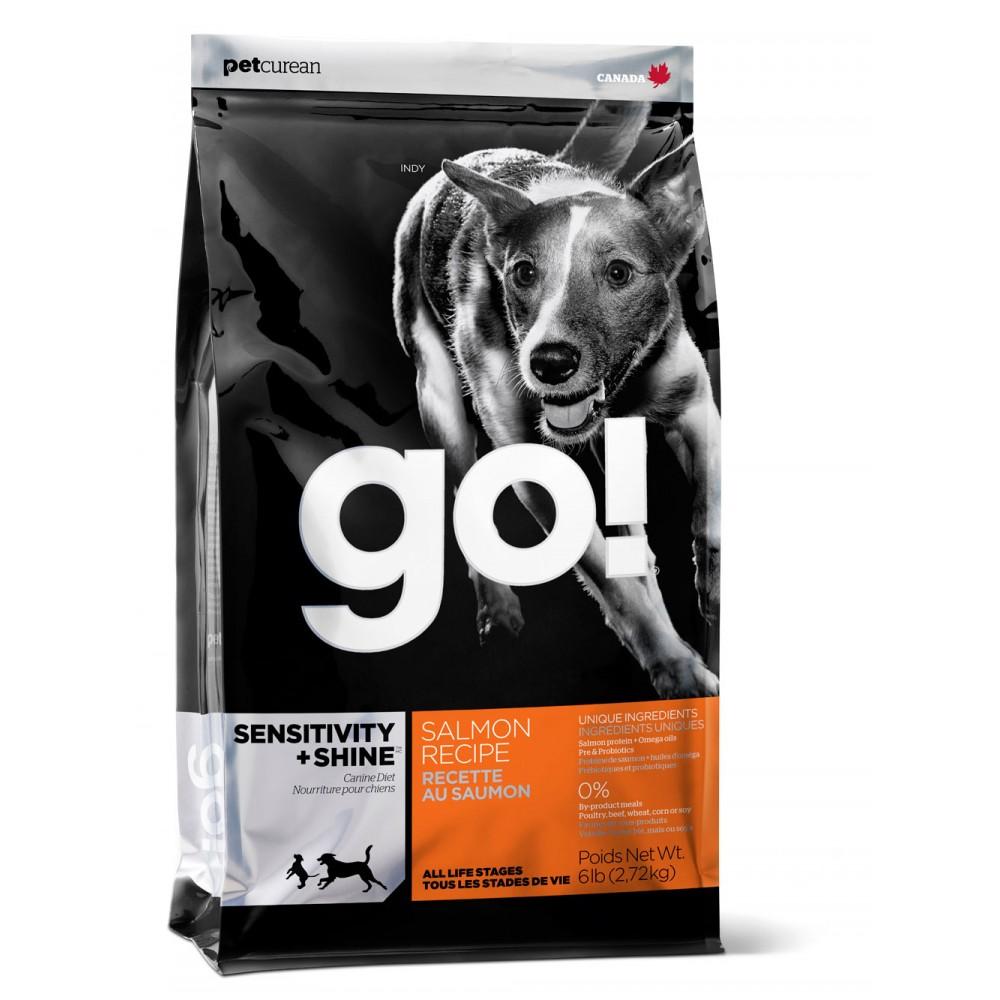 GO! для собак всех возрастов со лососем