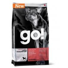 GO! Sensitivity + Shine Salmon Dog Recipe Беззерновой для щенков и собак с лососем
