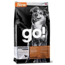 GO! Беззерновой для щенков и собак со свежей олениной для чувст. пищеварения