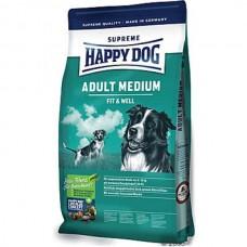 HappyDog для взр. собак средних пород