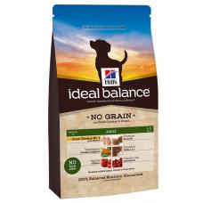 Hills Ideal Balance Canine Adult No Grain беззерновой для взр. собак