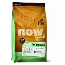 NOW Fresh Small Breed Recipe Fish Grain Free 27/17 беззерновой для малых пород с рыбой