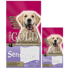 Nero Gold Sensitive Turkey 23/13 для Чувствительных собак: Индейка и рис