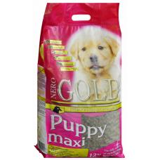 Nero Gold Puppy Maxi 29/18 Для щенков крупных пород с курицей и рисом