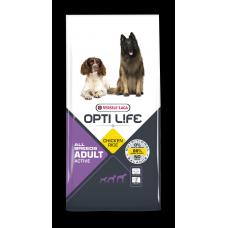 Opti Life (Versele Laga) Adult Active All Breeds для активных взрослых собак