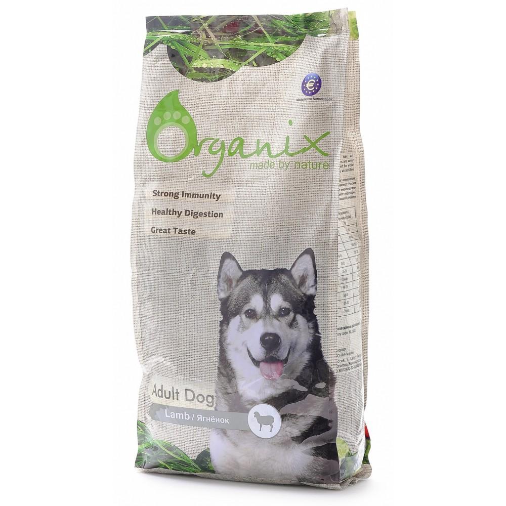 Organix (Органикс) Adult Dog Lamb Для взрослых собак с ягненком
