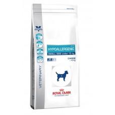 Royal Canin для малых пород с пищевой аллергией: соя