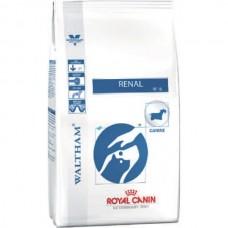 Royal Canin Renal для собак при почечной недостаточности: соя
