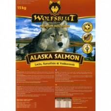 Wolfsblut Alaska Salmon - Аляскинский Лосось