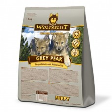 Wolfsblut Grey peak puppy для щенков