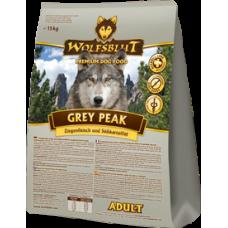 Wolfsblut Grey Peak Adult - Седая вершина для взр. собак