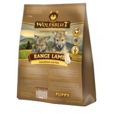 Wolfsblut Range Lamb для щенков с бараниной и рисом