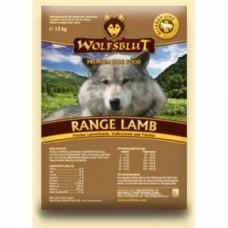 Wolfsblut Range Lamb - ягненок