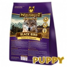 Wolfsblut Black Bird Puppy для щенков