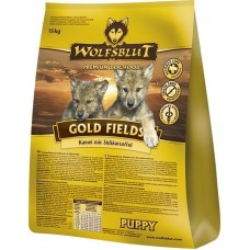 Wolfsblut Gold Fields (Золотое поле) Puppy для щенков