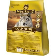 Wolfsblut Gold Fields(Золотое поле) Small Breed для мелких пород