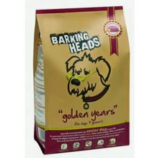 """BARKING HEADS """"Золотые годы"""" - формула для пожилых собак"""