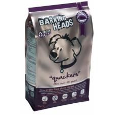 """BARKING HEADS """"Кряква беззерновой"""" - для взрослых собак всех пород из утки"""