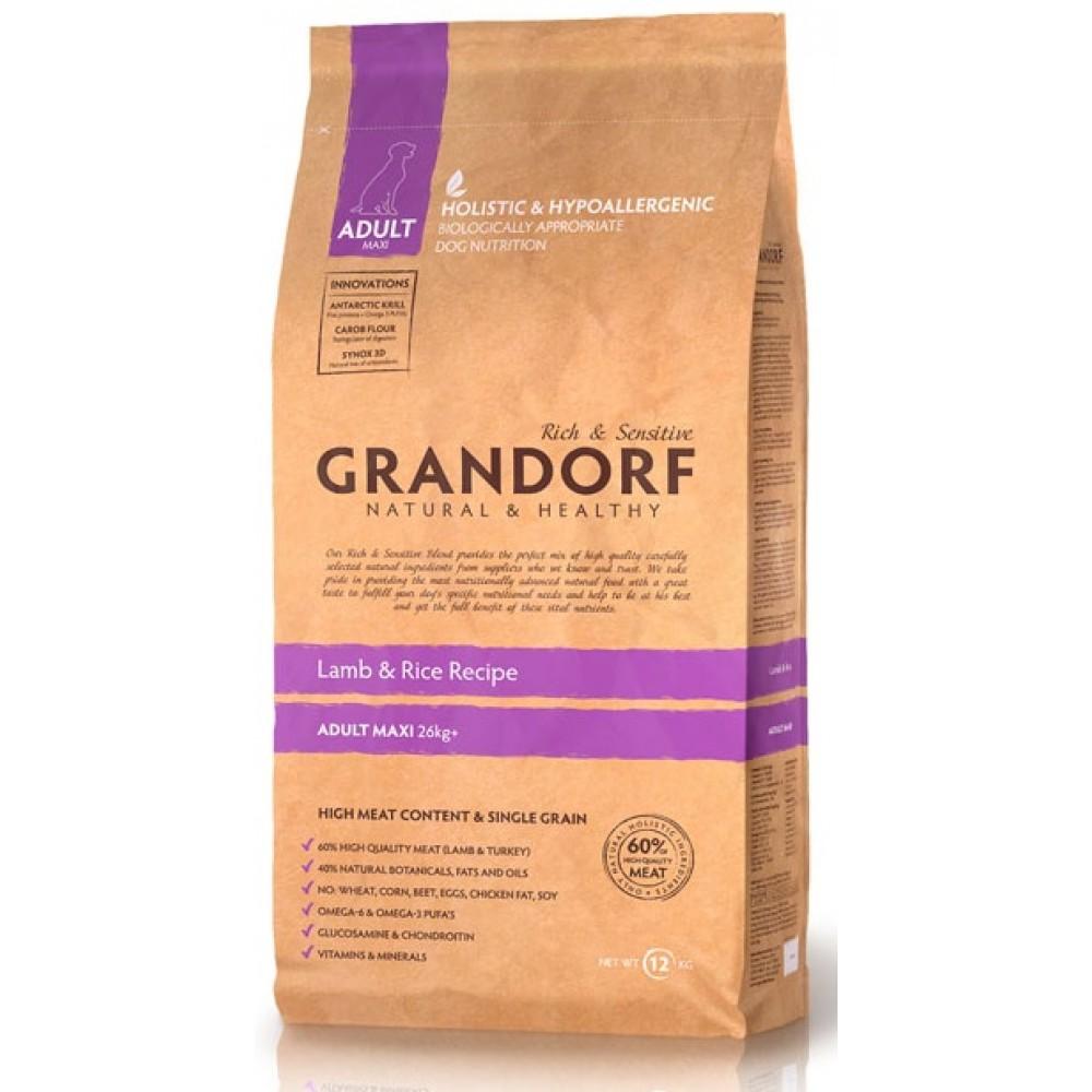 Grandorf для взр. собак крупных пород