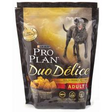 Pro Plan Duo Delice для взрослых собак с курицей