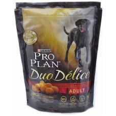 Pro Plan Duo Delice Adult для взрослых собак говядина с рисом