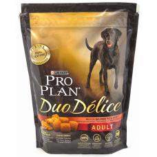 Pro Plan Duo Delice Для взрослых собак с лососем и рисом