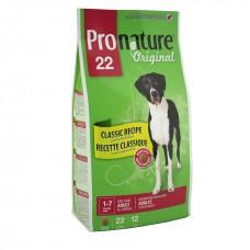 Pronature 22 для взрослых собак