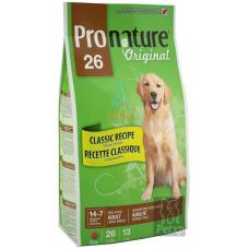 ProNature 26 для взр. собак крупных пород